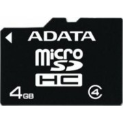 Card de Memorie ADATA microSDHC 4GB Class 4