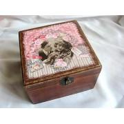 Cutie din lemn 21512