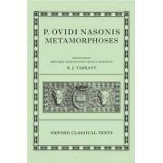 Ovid Metamorphoses by R. J. Tarrant