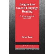 Insights into Second Language Reading by Keiko Koda