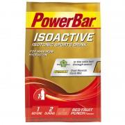 PowerBar Isoactive Red Fruit Punch Portionsbeutel 2014 Nahrungsergänzung