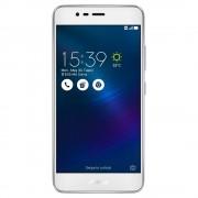Telefon Mobil Asus ZenFone 3 Max ZC520TL, 32GB Flash, Dual SIM, 4G, Glacier Silver