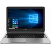 Laptop HP ProBook 650 G2 Skylake i3-6100U 500GB-7200rpm 4GB Win10Pro FPR