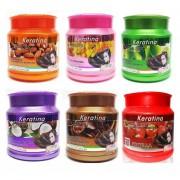 Keratina Crema Nutriva 800ml, Pack 3 Potes