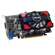 Asus GT740 Scheda Video PCIe, 2GB, Nero