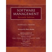 Software Management by Donald J. Reifer