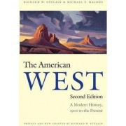 The American West by Richard W. Etulain