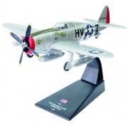 Republic P-47D Thunderbolt diecast 1:72 model (Amercom SL-44)