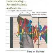Understanding Research Methods and Statistics by Gary W. Heiman