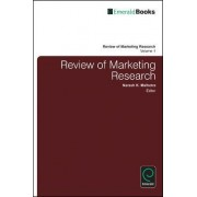 Review of Marketing Research by Naresh K. Malhotra