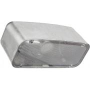 Eglo 30915 Outside Wall Lamp / Model Avesia / GU10-LED/ 1 x 2.5 Watt / Bulb Included / Protection Class IP23 / Length 26 cm / Height 12 cm / Steel Hot-Dip Galvanised