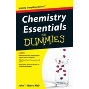 Chemistry Essentials For Dummies by John Thomas Moore