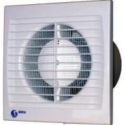 Fürdőszobai elszívó ventilátor 125S Siku