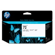 HP 72 130ml Photo Black Ink Cartridge For use in selected printers.