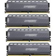 Kit Memorie Crucial Ballistix Tactical LT 4x8GB DDR4 2666MHz CL16 Quad Channel