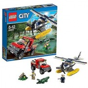 LEGO City Water Plane Chase Set #60070