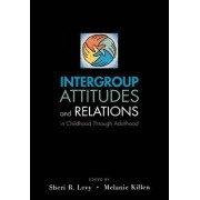 Intergroup Attitudes and Relations in Childhood Through Adulthood by Sheri R. Levy