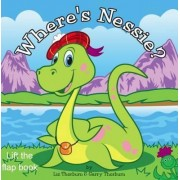 Where's Nessie - Lift the Flap Board Book