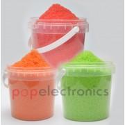 Suiker voor suikerspin inclusief 50 Stokjes, suikerspinsuiker in...