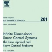 Infinite Dimensional Linear Control Systems by Gerard Meurant