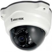 VIVOTEK FD8134V Cámara de vigilancia en domo de 1 Mp (1280 x 800, PoE, 30 fps), negro y blanco