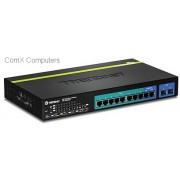 Trendnet 10-Port Gigabit Web Smart PoE+ Switch