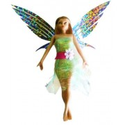 Flitter Fairies Alexa (Meadow Fairy) by William Mark [Toy] (English Manual)