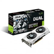 GeForce® GTX 1070 256bit 8GB DDR5 Asus DUAL-GTX1070-O8G grafička karta