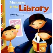 Manners in the Library by Carrie Finn