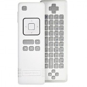 FAVI Bluetooth Remote Control Air Mouse Control IR Learning Function Qwerty Keyboard (SSR3BTW-US3)