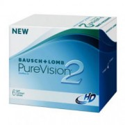 PureVision 2 HD Contact Lenses (6 lenses/box - 1 box)