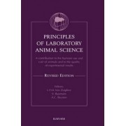 Principles of Laboratory Animal Science, Revised Edition by L .F. M. van Zutphen