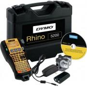 Dymo labelprinter - RHINO 5200 Hard Case Kit