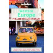 Lonely Planet Western Europe Phrasebook & Dictionary by Kate Mathews