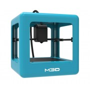 M3D Micro 3D Printer, Modrá, 1,75mm, 113x109mm