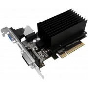 Placa Video GainWard GeForce GT 730 Silent FX, 2GB, GDDR3, 64 bit, Low Profile