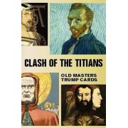 Clash of the Titians: Old Masters Trump Game by Mikkel Sommer Christensen