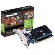 Inno3D N610-1DDV-D3BX NVIDIA GeForce GT 610 1GB scheda video
