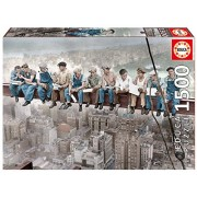 Educa Breakfast in New York Puzzle, 1500-Piece