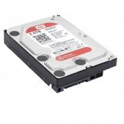 "2TB WD 3.5"" SATA-III 64MB Red NAS winchester o WD20EFRX"