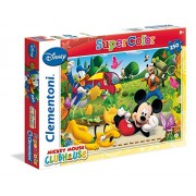 Clementoni 29699 - Mickey Mouse Club House - Puzzle 250 pezzi