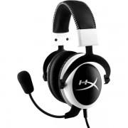 Kingston HyperX Cloud gaming headset, avtagbar mic, volymkontroll, vit