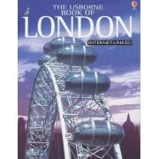 Book Of London by Rosie Dickins