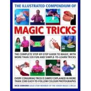 The Illustrated Compendium of Magic Tricks by Nicholas Einhorn