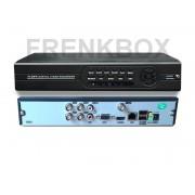 Registratore videosorveglianza h264 Ibrido DVR AHD NVR HVD 4 canali HDMI Cloud