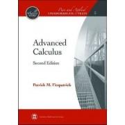 Advanced Calculus by Patrick M. Fitzpatrick