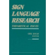 Sign Language Research by Ceil Lucas