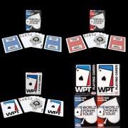WPT - műanyag bevonatú kártya