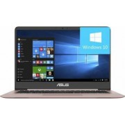 Ultrabook Asus ZenBook UX410UA Intel Core Kaby Lake i7-7500U 1TB HDD+128GB 8GB Win10 FullHD Rose Gold