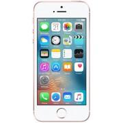"Telefon Mobil Apple iPhone SE, Procesor Dual-Core 1.8GHz, LED‑backlit widescreen Retina display Capacitive touchscreen 4"", 2GB RAM, 16GB Flash, 12MP, 4G, Wi-Fi, iOS (Rose Gold) + Cartela SIM Orange PrePay, 6 euro credit, 4 GB internet 4G, 2,000 minute nat"